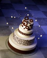 Chocolate Whimsical with Spheres