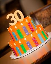 Click to view album: Candle Design Cakes